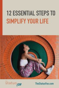 12 Essential Steps to Simplify Your Life
